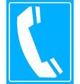 telefone vector image