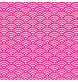 sashiko seamless pattern with traditional japanese vector image vector image