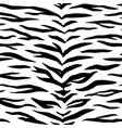 zebra or tiger vector image
