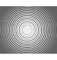 abstract gray spiral vector image vector image