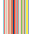 Colorful Striped Background8 vector image vector image