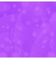 Purple Circle Background vector image