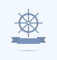 wheel banners as a flat ribbon vector image vector image