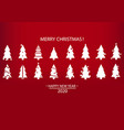 holidays background with season wishes and white vector image vector image