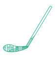 Ice hockey stick vector image