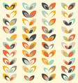 mid century geometric retro pattern vintage