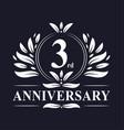 3 years anniversary logo 3rd anniversary
