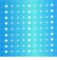 star polka dots vector image