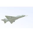 The Mikoyan-Gurevich MiG-21 vector image vector image