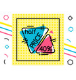 abstract geometric bubble hot sale new arrival vector image
