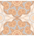 Delicate lace seamless pattern vector image vector image