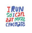 motivational phrase slogan sketch typography vector image