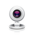 object webcam vector image vector image