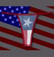 silk texas thong vector image vector image