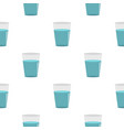 glass water pattern flat vector image vector image