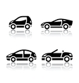 Set of transport icons - vehicles vector | Price: 1 Credit (USD $1)