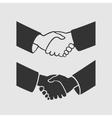 Symbol Handshake vector image vector image