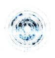 technological communication geometric modern vector image vector image