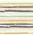 seamless pattern with pastel paint stripes vector image