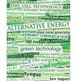 energy headlines vector image vector image