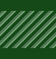 green backgrpund lines seamless pattern vector image