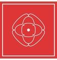 abstract emblem vector image vector image