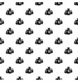 insurance money pattern seamless vector image vector image
