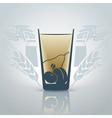 Glassofjuice vector image