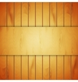 Background with wood texture vector image vector image