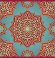 oriental colorful pattern vector image vector image