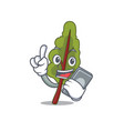 with phone chard character cartoon style vector image
