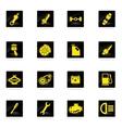 Auto Service Icons vector image vector image