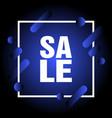 modern dynamic design style super sale banner vector image vector image