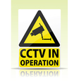 Operation sign vector image vector image