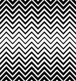 seamless zigzag line pattern vector image vector image