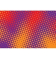 Colorful abstract background with dots vector image vector image