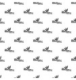halloween pattern seamless in simple style vector image vector image