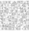Abstract Gray Geometric Technology Background vector image vector image