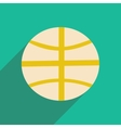 Flat with shadow icon and mobile applacation vector image vector image