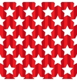 Seamless pattern with star patriotic usa vector image vector image