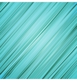 Blue 3D stripes background vector image vector image