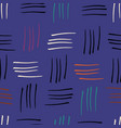 abstract watercolour stripes purple seamless vector image