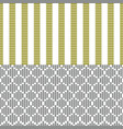 japanese seamless pattern geometric texture vector image vector image