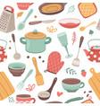 kitchen pattern utensil scandinavian cooking