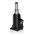 microscope vector image vector image