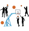 basketball - vector image
