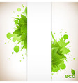 Design Eco Friendly vector image vector image