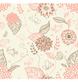 pattern doodle vector image vector image