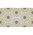 vintage highly detailed seamless patten vector image vector image
