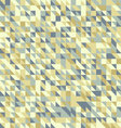 geometric abstract backgrounds retro vintage vector image